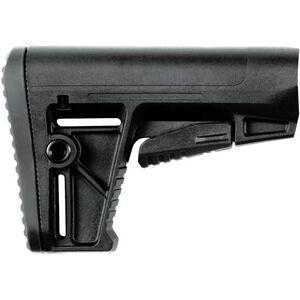 KRISS USA Defiance AR-15 DS150 Stock Mil-Spec Adjustable Polymer Black DA-DS150BL00