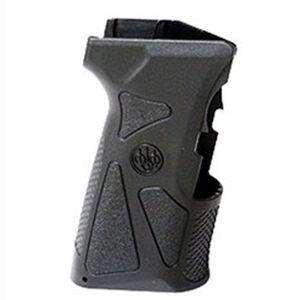 Beretta 90-Two Thin Unit Grips Textured Polymer Matte Black