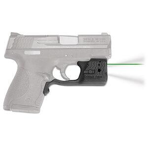 Crimson Trace LaserGuard Pro Light/Laser Combo S&W M&P Shield 9/40 150 Lumen LED White Light/5mW Green Laser Polymer Housing Matte Black