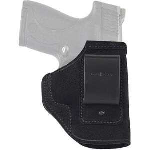 Galco Stow-N-Go Inside the Pant Holster GLOCK 29/30 IWB Right Hand Leather Black Finish STO298B