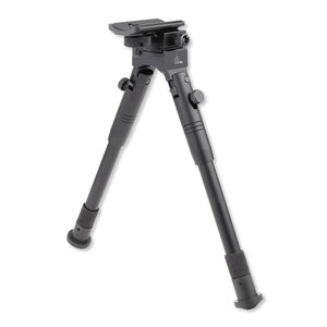 "Leapers UTG Rifle Bipod Adjustable 8.7"" to 10.6"" Metal Black TL-BP69S"