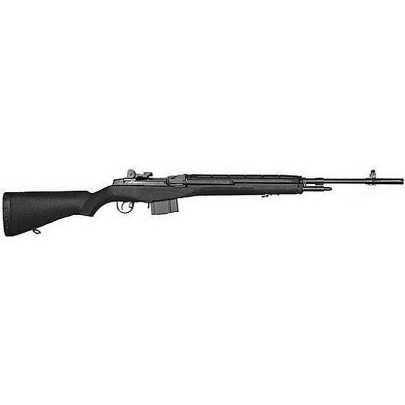 "Springfield Armory M1A Loaded 7.62 NATO Semi Auto Rifle 22"" National Match Barrel 10 Rounds Composite Stock Parkerized Finish"
