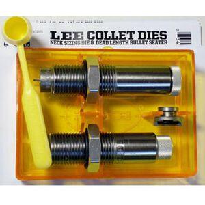 Lee Precision 2-Die Set .300 AAC Blackout Collet Neck Sizing/Bullet Seating Die
