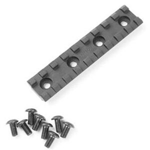"Samson Manufacturing Corp. Evolution Series 4"" Rail Kit Aluminum Black"