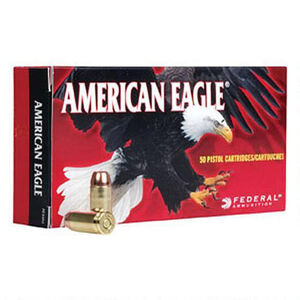 American Eagle .327 Federal Magnum Ammunition 50 Rounds JSP 85 Grains