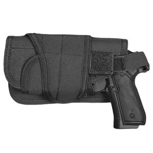 Fox Outdoor Typhoon Horizontal Mount Modular Holster Large Autos Left Hand Nylon Black 58-8815