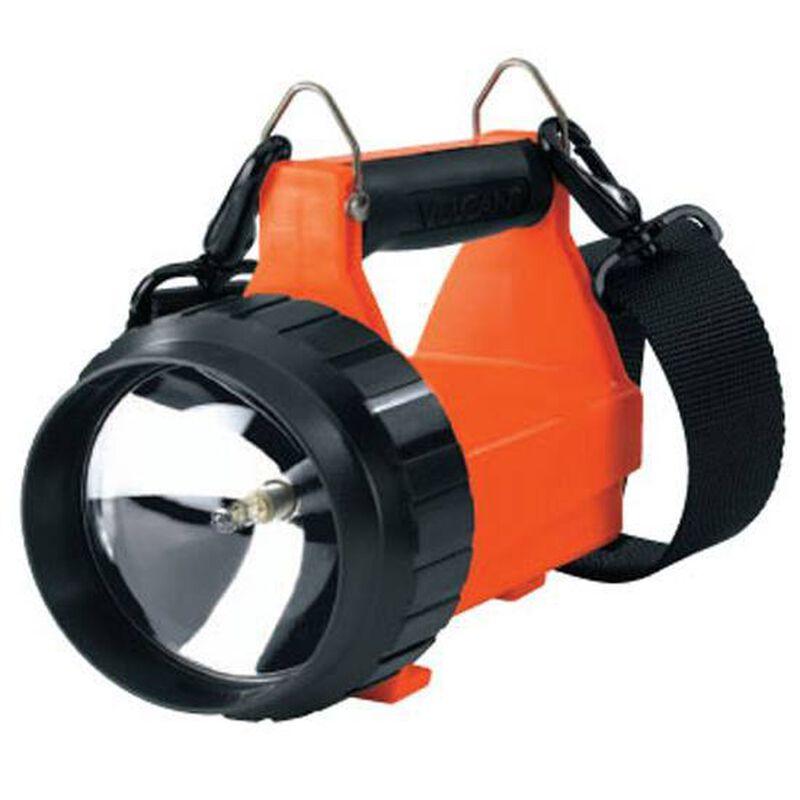 Streamlight Vulcan Halogen Flashlight with Dual Blue LED Strobes