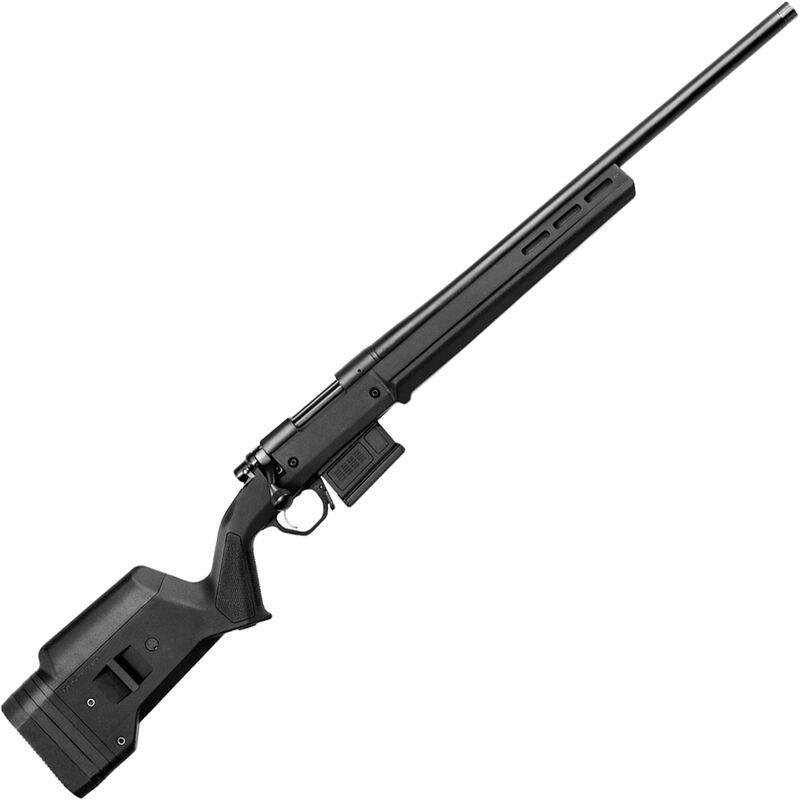 "Remington Model 700 Magpul Bolt Action Rifle .300 Win Mag 24"" Threaded Barrel 5 Rounds Magpul Hunter Stock Black"