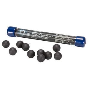 Umarex T4E P2P .50 Caliber Rubber Ball Black 10 Count