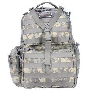 GPS Tactical Range Backpack with Waist Strap, Digital Camo