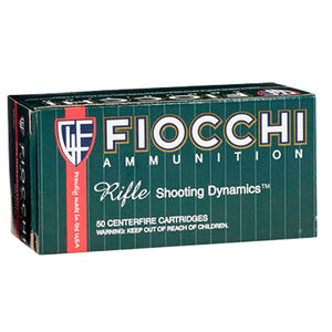 Fiocchi Extrema Rifle .300 Winchester Magnum Ammunition 20 Rounds 180 Grain SST Polymer Tip Boat Tail Projectile 3000fps