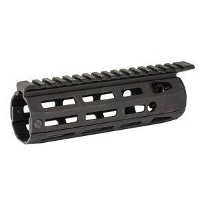 "Daniel Defense AR-15 Omega Rail 7.0"" Carbine Two Piece Drop In Free Float M-LOK Aircraft Grade Aluminum Hard Coat Anodized Matte Black"