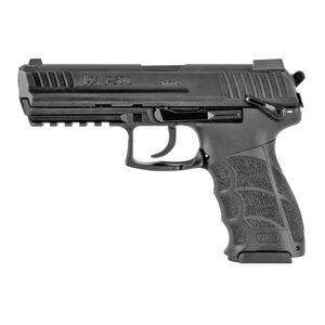 "HK P30LS 9mm Luger Long Slide Semi Auto Pistol 4.45"" Barrel 17 Round Magazine V3 DA/SA Safety/Decocking Button Night Sights Matte Black Finish"
