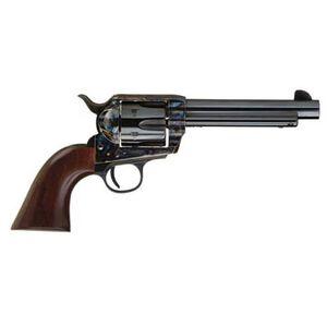 "Cimarron Frontier Pre War Single Action Pistol .44-40 Win 5.5"" Barrel 6 Rounds Case Hardened Frame Walnut Grips Blued PP421"
