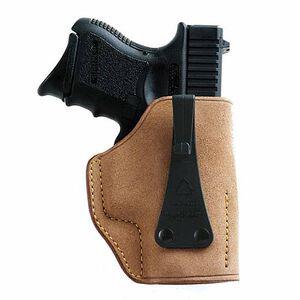 Galco USA Inside-the-Pants Holster Walther PPK and PPKS Right Hand Leather Natural USA204