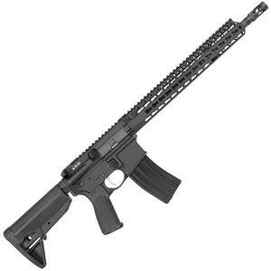 """Bravo Company USA RECCE-14 KMR-A AR-15 Semi Auto Rifle 5.56 NATO 16.1"""" Barrel 30 Rounds Key-Mod Handguard BCM Collapsible Stock Black"""