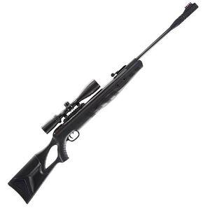 Umarex USA Octane Elite Break Barrel Air Rifle .22 Caliber 1200 fps 3-9x40mm Scope Synthetic Stock Black