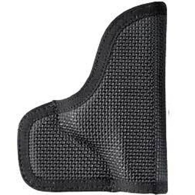 DeSantis Gunhide Nemesis Beretta Nano and Ruger LC9 Pocket Holster Ambidextrous Synthetic Rubberized Fabric N38BJV5ZO