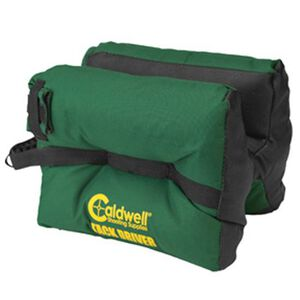 Caldwell Tack Driver Shooting Bag Filled Green