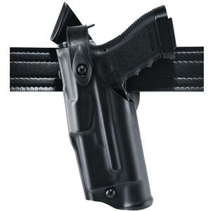 Safariland 6360 ALS/SLS Mid-Ride Duty Holster Fits Beretta 92FS/M9 Left Hand Hardshell STX Tactical Black