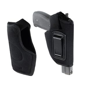 Leapers UTG Concealed Compact Semi Automatic Inside The Waistband Holster Ambidextrous Nylon Black