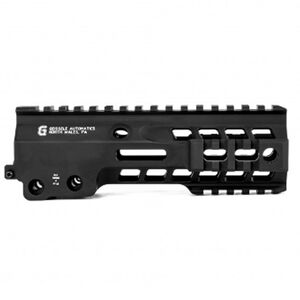 "Geissele Automatics Super Modular Rail MK13 M-LOK AR-15 7"" Free Float Hand Guard Aircraft Grade Aluminum Matte Black Finish"