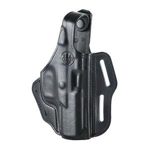 Beretta Mod. 05 Demi 3 APX Belt Holster Right Hand Leather Black