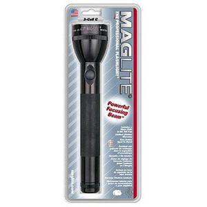 MagLite 3 C Cell MagLite Flashlight Aluminum Black S3C016