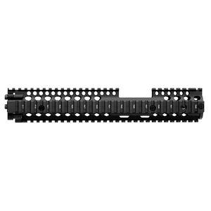 "Daniel Defense M4A1 FSP RIS II Rail Interface System 12.25"" AR-15 Free Float Hand Guard 6061-T6 Aluminum Hard Coat Anodized Finish Matte Black"