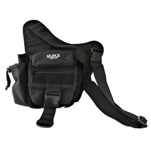 American Tactical Imports RUKX Gear Single Strap Sling Bag 600D Polyester Tan