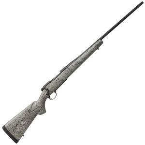 "Nosler M48 Patriot Bolt Action Rifle .28 Nosler 26"" Barrel 3 Rounds Adjustable Black and Grey Synthetic Stock Black Cerakote Finish 39648"