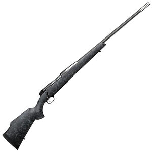 "Weatherby Mark V Accumark RC Bolt Action Rifle .257 Wby Mag 3 Rounds 26"" Barrel Synthetic Laminate Stock Stainless Finish"