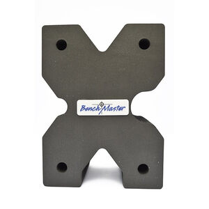Benchmaster X-Block Shooting Rest Foam Black