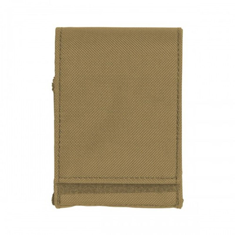"Voodoo Tactical MOLLE Cell Phone Pouch Size Large 3.25"" x 2.75"" x 7"" Coyote"