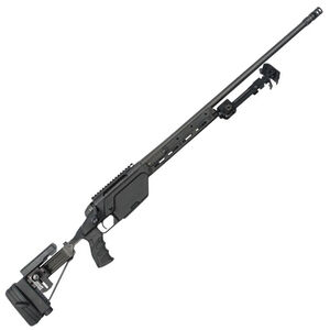 "Steyr SSG 08 Bolt Action Rifle .308 Winchester 23.6"" Barrel 10 Round Magazine Integral Picatinny Rail Hard Eloxal-Coated Aircraft Aluminum Stock Mannox Finish Matte Black 60.533.3K"