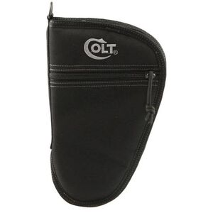 "Drago Gear Colt 10.5"" Pistol Case 10.5""x6.5"" 600 Denier Polyester Construction Black"