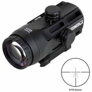 Steiner S432 4x32 Prism Battle Sight w/P7TR Reticle