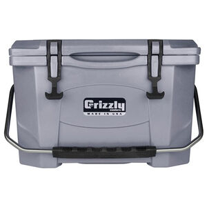 Grizzly Coolers Grizzly 20 20qt Capacity Polymer Gray