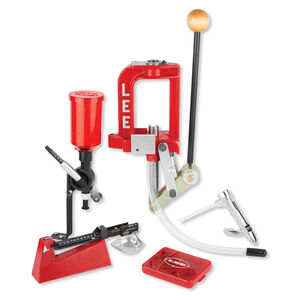Lee Breech Lock Challenger Single Stage Reloading Press Kit