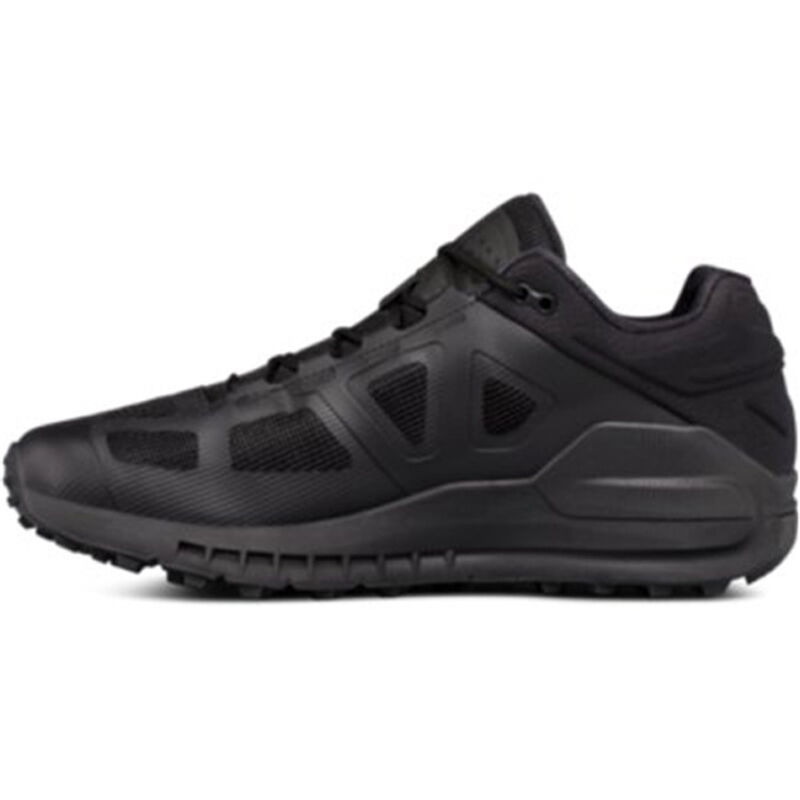 Under Armour UA Verge 2.0 Low Hiking Shoe Men's Size 12.5 Regular Black