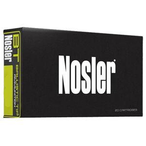 Nosler .308 Win 165 Grain Ballistic Tip 20 Round Box