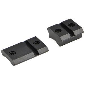Warne Kimber M8400 Maxima Steel Bases Matte Black