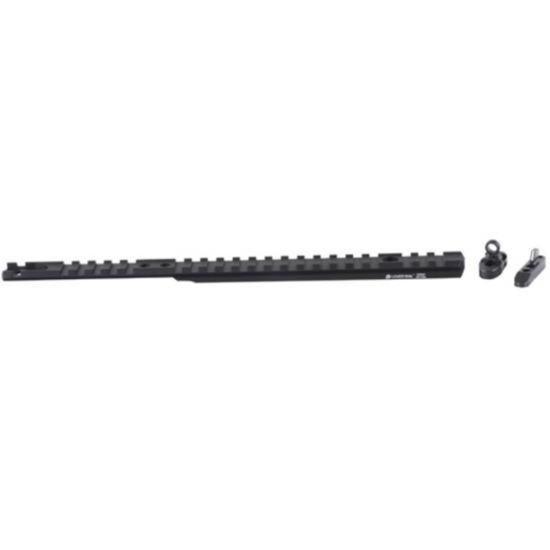 XS Sight Systems Marlin 1895 Lever Rail with Ghost Ring Sight Set Aluminum ML-101-5