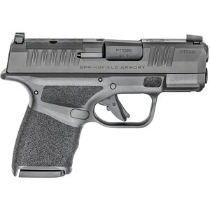 "Springfield Armory HELLCAT OSP 9mm Semi-Auto Pistol 3"" Barrel Optics-Ready 11 Rounds Black"