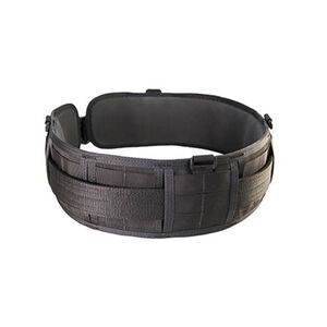 High Speed Gear Sure Grip Padded Belt Slotted Mens XL Black