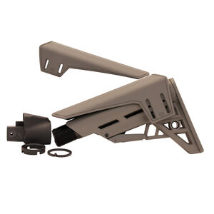 ATI AK-47 Elite Adjustable TactLite Side-Folding Stock with X2 Recoil Reducing Grip & X1 Butt-Pad in Destroyer Gray