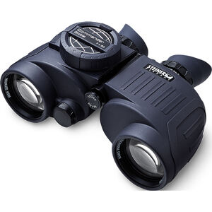Steiner Commander Global 7X50 Binoculars 7x50mm Porro Prism System Makrolon Housing NBR Rubber Armor Black