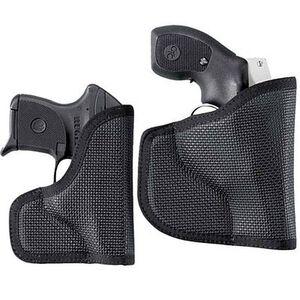 DeSantis Nemesis Pocket Holster Diamondback DB9 Ambidextrous Nylon Black N38BJV3Z0