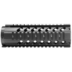"AIM Sports AR-15 7"" Free Float Quad Rail Aluminum"