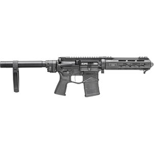 "Springfield Armory SAINT Edge EVAC 5.56 AR-15 Semi Auto Pistol 7.5"" Barrel Takedown System Folding Pistol Brace Black"